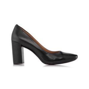 Nine West New Rule Block Heel in Black